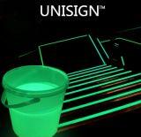 Impermeabilizzare l'incandescenza di 3m nel materiale scuro