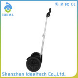 Motorino elettrico dell'equilibrio di auto della rotella della batteria di litio due