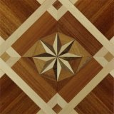 E0 que cose el suelo de múltiples capas de madera sólida