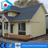 Estructura de acero asequible Prefaricated Villa pequeña construcción de viviendas