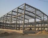 Легко установите здания стальной рамки с конкурентоспособной ценой