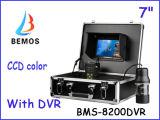 камера рыболовства CCD диеза 50m с DVR