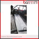 Облегченные листы крыши цинка PVC Coated Corrugated гальванизированные