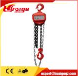 Bloc à chaînes de levage combiné par 24.5t de série de capacité