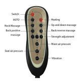 Amortiguador de amasamiento de lujo del masaje del rodillo 3D