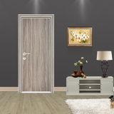 安い価格(GSP13-010)と木メラミン型の皮のドア