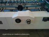 Automatische Faltblatt Gluer Maschine---- (Mini-Kasten Faltblatt gluer) mit ISO9001