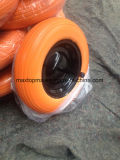Rotella della carriola della gomma di gomma piuma dell'unità di elaborazione della Cina Maxtop