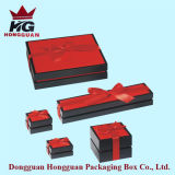 中国の赤の木のギフトの包装ボックス