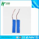 Niedriger Preis-Qualität Lipo 2500mAh 3.7V Lithium-Plastik-Batterie-Zelle