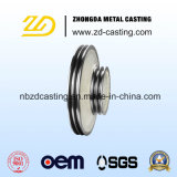 Aluminium de usinage avec l'estampage pour le matériel de textile