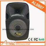 Altofalante audio da tecnologia superior com luz do diodo emissor de luz e USB
