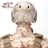 戦術的なBjはFmaの速い軍のヘルメットの屋外の軍隊のCSの乗馬のAirsoft Paintballベースジャンプの保護速いヘルメットのスタイルを作る