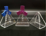 Bâti acrylique d'étalage pour le fileur de main