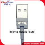 Cabo do USB dos acessórios do telefone móvel micro