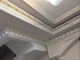 Cornicione della parte superiore del poliuretano che modella per il soffitto