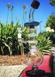 De nieuwe Waterpijpen van het Glas van de Percolator van de Honingraat van het Ontwerp Verbazende