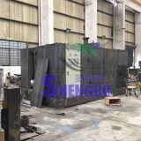 Qualitätsschrott-kupfernes betätigendes Stahlverdichtungsgerät