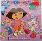 MDF van de Fabriek van China In het groot Vierkante Geschikt om gedrukt te worden Lege Puzzel