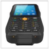 手持ち型データターミナルBluetooth WiFiのスキャンナーNFCのバーコードのカード読取り装置