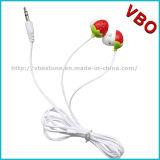 Trasduttore auricolare collegato poco costoso su ordinazione di Earbud del trasduttore auricolare del regalo di promozione
