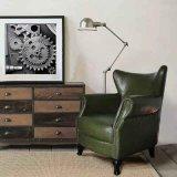 Sedia in legno classica in legno per il soggiorno