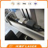 Самое лучшее тавро широко использует машину маркировки лазера волокна на PVC Pec ABS металлов