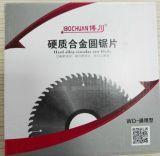 動力工具のハードウェアのツールTctは鋸歯を