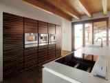 ヨーロッパ式の食器棚の現代台所家具
