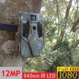 100程度センサーPIRの角度のEreagleの熱小型携帯用隠されたハンチングを起すカメラ