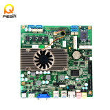 Industriële Motherboard mini-Itx met Weerstand biedend POS Terminal/POS van de Harde schijf van het Geheugen van het Scherm van de Aanraking 4G 64G Systeem