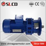 X motor con engranajes Cycloidal montado borde de la alta calidad de la serie para la maquinaria de cerámica