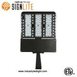 300W 110lm/W IP65는 5years 보장을%s 가진 LED Shoebox 빛을 방수 처리한다