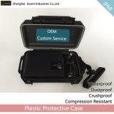 IP68 impermeabilizzano la cassa a tenuta d'acqua di Smartphone della custodia in plastica