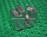 Размер части алюминия CNC подвергая механической обработке поворачивая малый в высокой точности