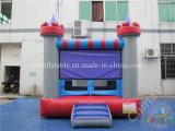 Gorila inflable del aire, ventas animosas del castillo