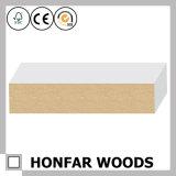 Flache Stripwood Formteile für Hotel-Schlafzimmer-Dekoration