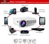 3000 PC AV 1080P Projektor Proyector USB видеоего HDMI домашнего театра люменов полный LED96 HD