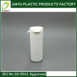 botella plástica del caramelo de la dimensión de una variable redonda del PE 25ml