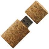 Самая лучшая вспышка USB пробочки вина подарка венчания управляет большим частью ручки