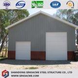 좋은 절연제 강철 구조물 건물 또는 창고 또는 작업장