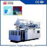 Moldeo por insuflación de aire comprimido de la botella automática del HDPE del precio bajo que hace la máquina