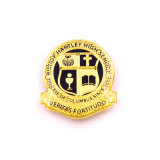 Distintivo di Pin di marchio di Promotion Customized Enamel Company