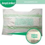 Pannolini a gettare del prodotto del bambino con Verclo/nastro adesivo magico (qualità G)