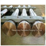 Arbre en acier de bride chaude de pièce forgéee pour le générateur de turbine