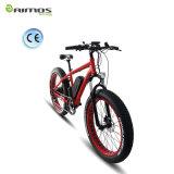 Aimos 26のインチ500Wの脂肪質のタイヤの電気マウンテンバイク