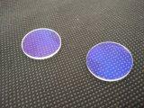Spaties van het Glas van het Kristal van de saffier de Lege Optische