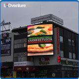 HDの解像度広告のための屋外のフルカラーLEDスクリーン表示