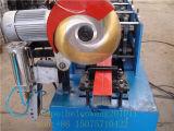 Rolo de alumínio do conduto pluvial que dá forma à máquina