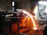 schmelzender Ofen der Induktions-200kgs für kupfernen Schrott